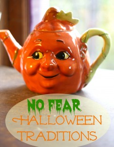 No Fear Halloween Traditions